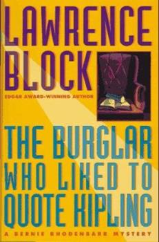 The Burglar Who Liked to Quote Kipling 0948353864 Book Cover
