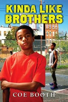 Kinda Like Brothers (Scholastic Gold) 0545224977 Book Cover