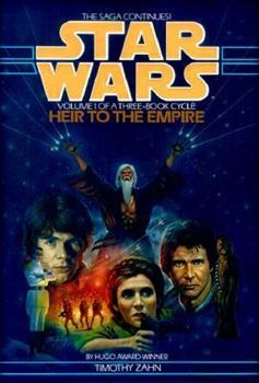 Hardcover Star Wars: Heir To The Empire Book