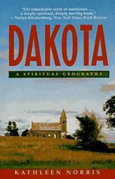 Paperback Dakota: A Spiritual Geography Book