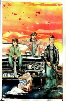 Supernatural: Rising Son 1401222056 Book Cover