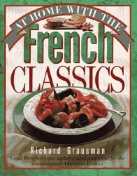 Paperback At Home with the French Classics Book