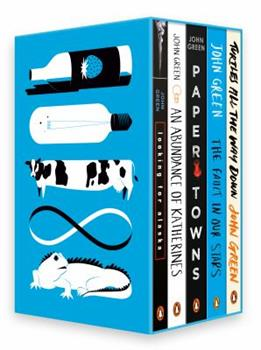 John Green: The Complete Collection 0525555188 Book Cover