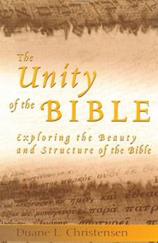 Hardcover The Unity of the Bible Book