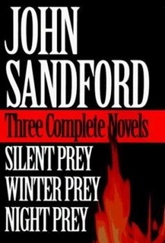 Silent Prey / Winter Prey / Night Prey - Book  of the Lucas Davenport