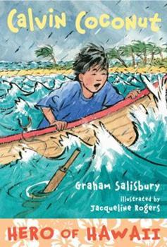 Calvin Coconut: Hero of Hawaii 0375865055 Book Cover