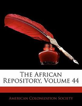 Paperback The African Repository Book