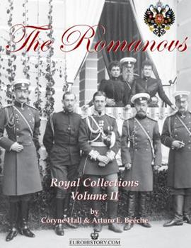 The Romanovs – An Imperial Tragedy 1944207074 Book Cover