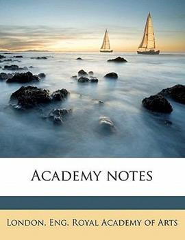 Paperback Academy Notes Book