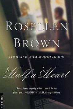 Half a Heart 0312278306 Book Cover