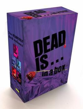 Paperback Dead Is... in a Box Book