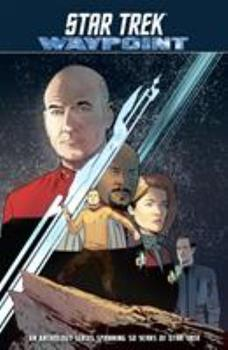 Star Trek: Waypoint 1684050170 Book Cover