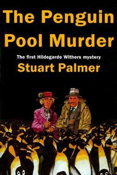 The Penguin Pool Murder 055326334X Book Cover