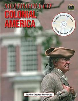 Paperback Colonial America (Multimedia Collections) Book
