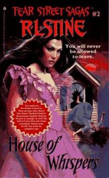 Mass Market Paperback House of Whispers (Fear Street Sagas #2) Book