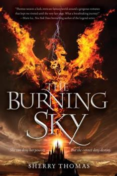 The Burning Sky - Book #1 of the Elemental Trilogy