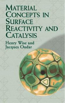 Paperback Material Concepts in Surface Reactivity and Catalysis Book