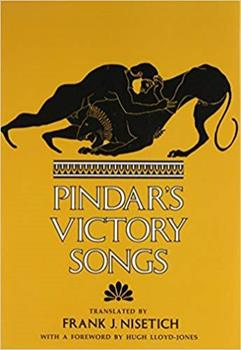 Pindar's Victory Songs 0801823560 Book Cover