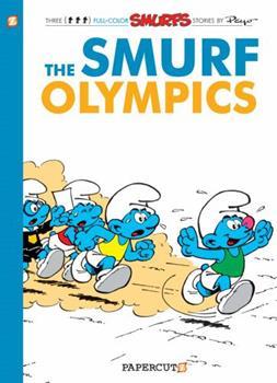 Les Schtroumpfs Olympiques - Book #11 of the Les Schtroumpfs / The Smurfs