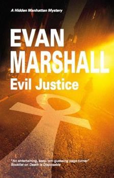 Evil Justice (Hidden Manhattan #2) 0373268157 Book Cover