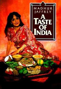 A Taste of India 033029394X Book Cover