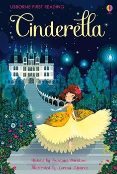 Cinderella - Book  of the 2.4 First Reading Level Four