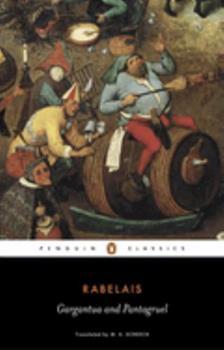 La vie de Gargantua et de Pantagruel 1840221070 Book Cover