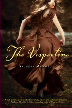 The Vespertine 0547721935 Book Cover