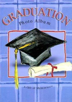 Hardcover Graduation Book