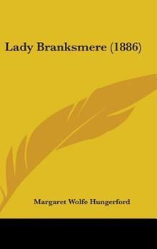 Hardcover Lady Branksmere Book