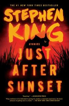 Paperback Just After Sunset: Stories Book