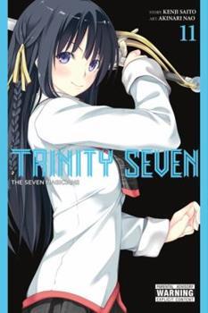 Paperback Trinity Seven, Vol. 11: The Seven Magicians Book