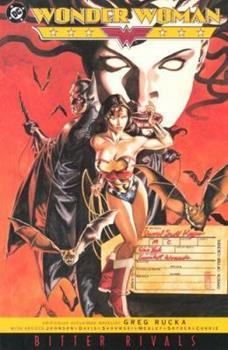 Wonder Woman: Bitter Rivals - Book  of the Wonder Woman