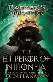 The Emperor of Nihon-Ja 0399255001 Book Cover