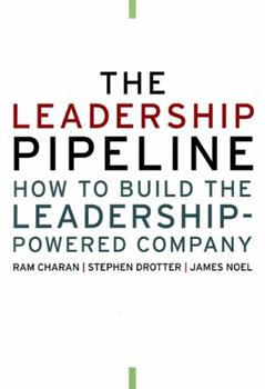 Hardcover The Leadership Pipeline : How to Build the Leadership-Powered Company Book