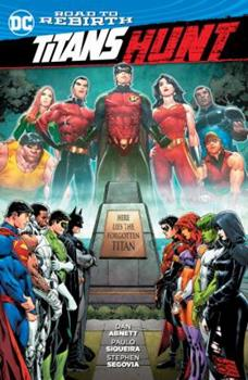Titans Hunt - Book #51 of the Justice League 2011 Single Issues