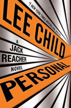 Personal - Book #20 of the Jack Reacher Chronological Order