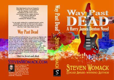 Way Past Dead (Harry James Denton Series) (Volume 4) 1732189927 Book Cover