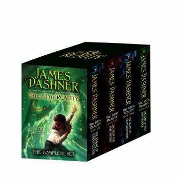 13th Reality 4-Book Boxed Set 1442484527 Book Cover