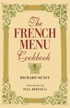 Hardcover The French Menu Cookbook Book
