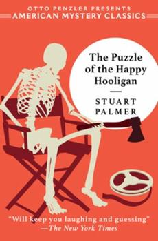 The Puzzle of the Happy Hooligan 0553260243 Book Cover