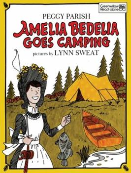 Amelia Bedelia Goes Camping - Book  of the I Can Read ~ Level 2