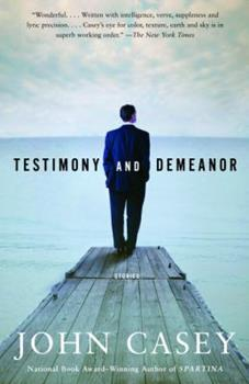 Testimony and Demeanor 037571930X Book Cover