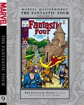 Marvel Masterworks Fantastic Four - Book #53 of the Marvel Masterworks