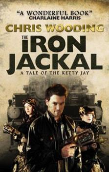 The Iron Jackal 1781167974 Book Cover
