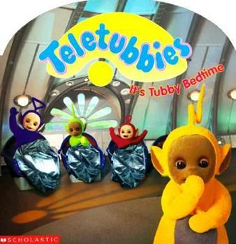 It's Tubby Bedtime - Book  of the Teletubbies