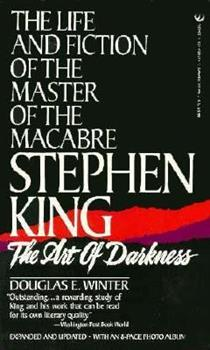 Stephen King: The Art of Darkness 0452258049 Book Cover
