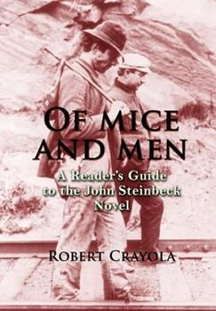 Paperback Of Mice and Men: A Reader's Guide to the John Steinbeck Novel Book