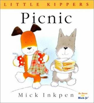 Picnic: Little Kippers - Book  of the Kipper the Dog