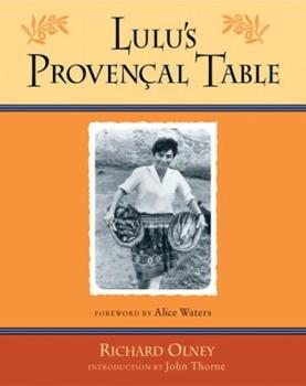 Lulu's Provencal Table 0060169222 Book Cover